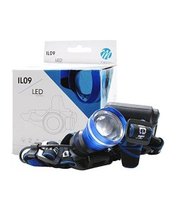 Lanterna LED M-Tech IL09 Frontal