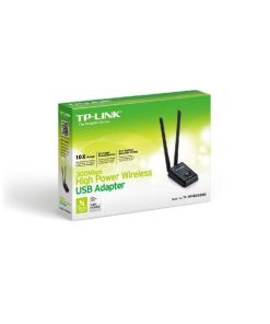 TP-LINK WN8200ND adap. H.Pow 300N 500mW 2x5dBi USB
