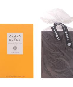 Vela Perfumada Cube 11 Amber Black Acqua Di Parma
