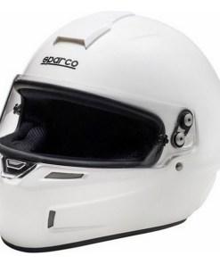 Capacete Sparco GP KF-4W-CMR Branco (Tamanho S)