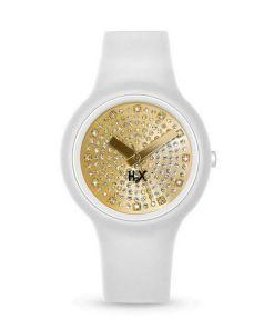 Relógio feminino Haurex SW390DFY (34 mm)