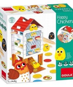 Jogo de Mesa Happy Chicken Goula