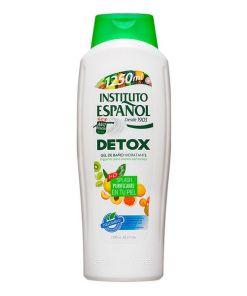 Gel de duche Detox Instituto Español (1250 ml)
