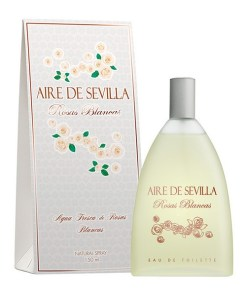 Perfume Mulher Aire Sevilla Rosas Blancas Aire Sevilla EDT (150 ml)