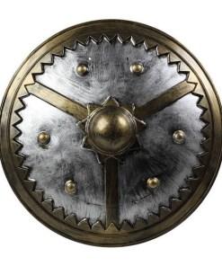 Escudo Dourado Cinzento (ø 59 cm)