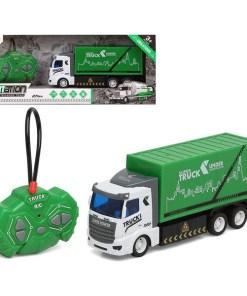 Camião de Lixo Comandado por Rádio Sanitation 112085