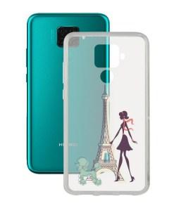 Capa para Telemóvel Huawei Mate 30 Lite Contact Flex France TPU