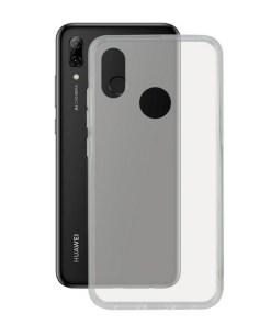 Capa para Telemóvel Huawei P Smart Plus 2019 KSIX Flex TPU Transparente