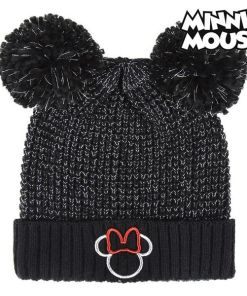 Chapéu Minnie Mouse Preto