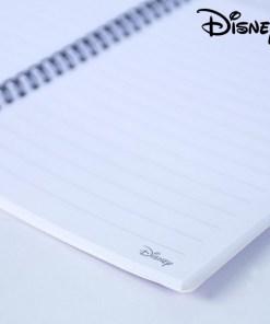 Caderno de Argolas Villains Disney