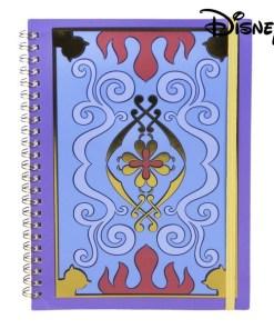 Caderno de Argolas Aladdin Disney