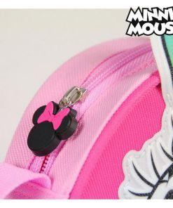 Mala a Tiracolo 3D Minnie Mouse 72883 Cor de rosa
