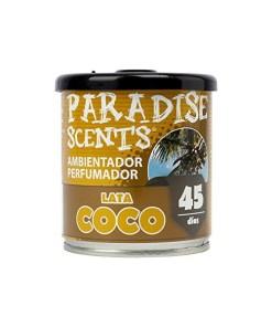 Ambientador Para Automóveis Paradise Scents Coco (100 gr)