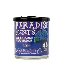 Ambientador Para Automóveis Paradise Scents Lavanda (100 gr)