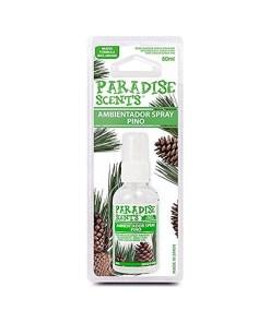 Ambientador Para Automóveis Paradise Scents Pinheiro Spray (50 ml)