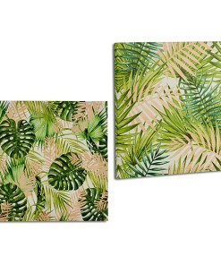 Tela Verde Tela (28 x 28 x 1,5 cm)