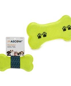 Brinquedo para Cães Verde Osso (7 x 7,5 x 16 cm)
