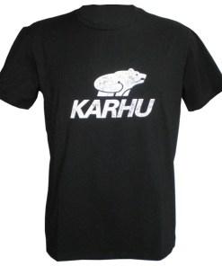 Camisola de Manga Curta Homem Karhu T-PROMO 1 Preto (Tamanho s)