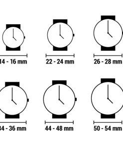 Relógio feminino Paco Rabanne 81150 (24 mm)