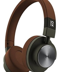 Auriculares Bluetooth com microfone Primux A15 NFC Castanho