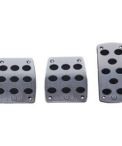 Pedais OCCPED001 Alumínio (3 pcs)