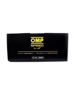 "Tapacubos OMP Magnum Speed Preto 14"" (4 uds)"
