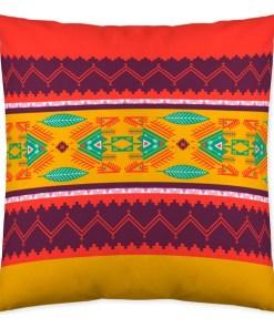 Capa de travesseiro Costura Bogona (60 x 60 cm)