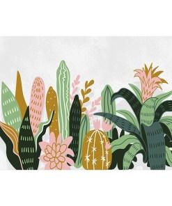 Pintura Cactus P (145 x 105 x 4 cm)