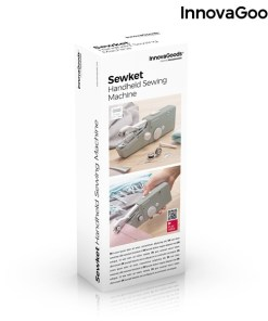 Máquina de Coser de Viagem Manual e Portátil Sewket InnovaGoods