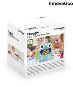 Máquina de Bolas de Sabão Automática Froggly InnovaGoods