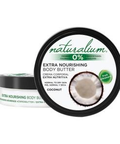 Creme Corporal Hidratante Coconut Naturalium (200 ml)