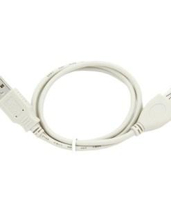 Cabo Alargador USB GEMBIRD CC-USB2-AMAF-75CM/30 Branco
