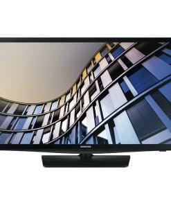 "Smart TV Samsung UE24N4305 24"" HD LED WiFi Preto"