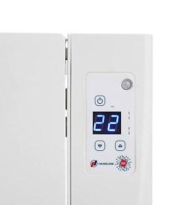 Emissor Térmico Digital Seco (3 corpos) Haverland WI3 450W Branco