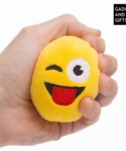 Bola de Peluche Emoticon