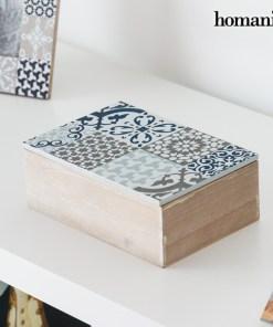 Caixa Decorativa Mosaico by Homania