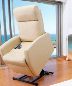 Poltrona de Repouso com Elevação e Massagem Cecotec Compact 6007