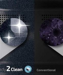 Microondas com Grill Cecotec ProClean 5120 20 L 700W Prateado