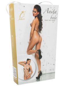 VESTIDO ME-SEDUCE ANITA STRAPPY RED S / M