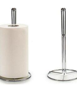 Suporte para Rolos de Papel de Cozinha Metal (31 x 15,5 cm)