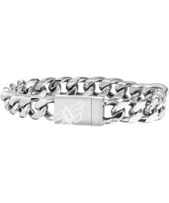 Bracelete masculino Police S14ALH02B (18 cm)