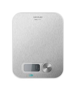 balança de cozinha Cecotec Cook Control 10200 EcoPower LCD 8 Kg Aço inoxidável