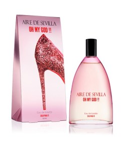 Perfume Mulher Oh My God Aire Sevilla EDT (150 ml)