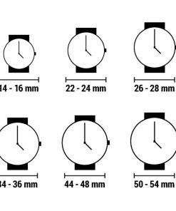 Relógio unissexo Arabians HBA2228G (38 mm)