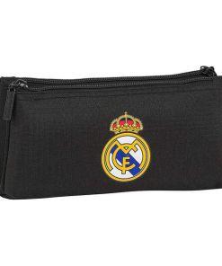 Nécessaire Escolar Real Madrid C.F. 1902 Preto