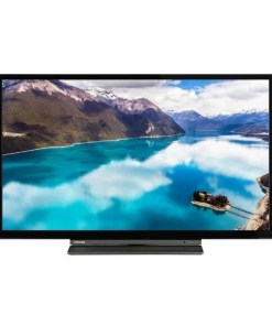 "Smart TV Toshiba 32LA3B63DG 32"" Full HD DLED WiFi Preto"