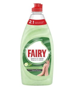 Lava-louça Aloe Derma Protect Fairy (500 ml)