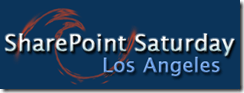 SharePointSaturdayLA