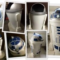 R2D2 - vom kleinen Mülleimer zum Droiden