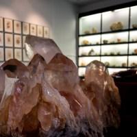 Mineralienmuseum in Essen-Kupferdreh - von Kohle, Knochen und Klangsteinen